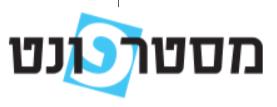 לוגו מסטרפונט