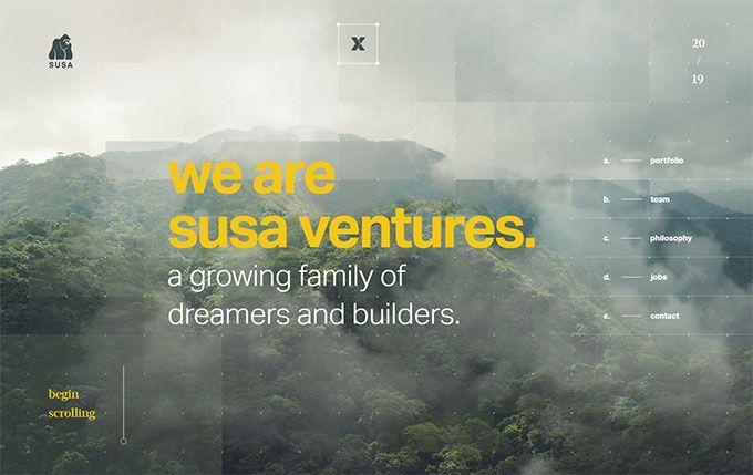 Susa ventures
