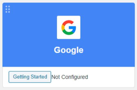 Nextend social login - יצירת התממשקות Google