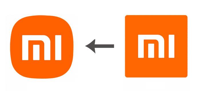 הלוגו של שיאומי - ישן וחדש