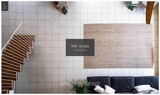 אתר YAP studio